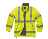 Dickies High Visibility Lined Fleece Jacket SA22032