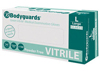Bodyguard vitrile disposable